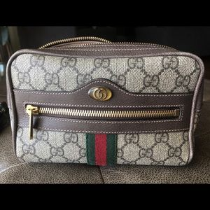 100% real authentic GUCCI fanny pack
